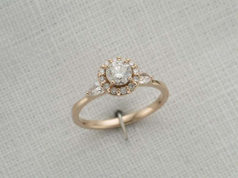 See more about the Edwardian inspiration used for this special ring here.