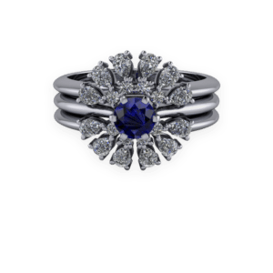 ballerina, snowflake, diamond jackets, platinum, sapphire
