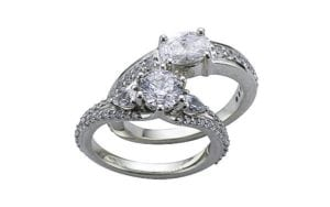 Gay Engagement Ring Set - Portfolio