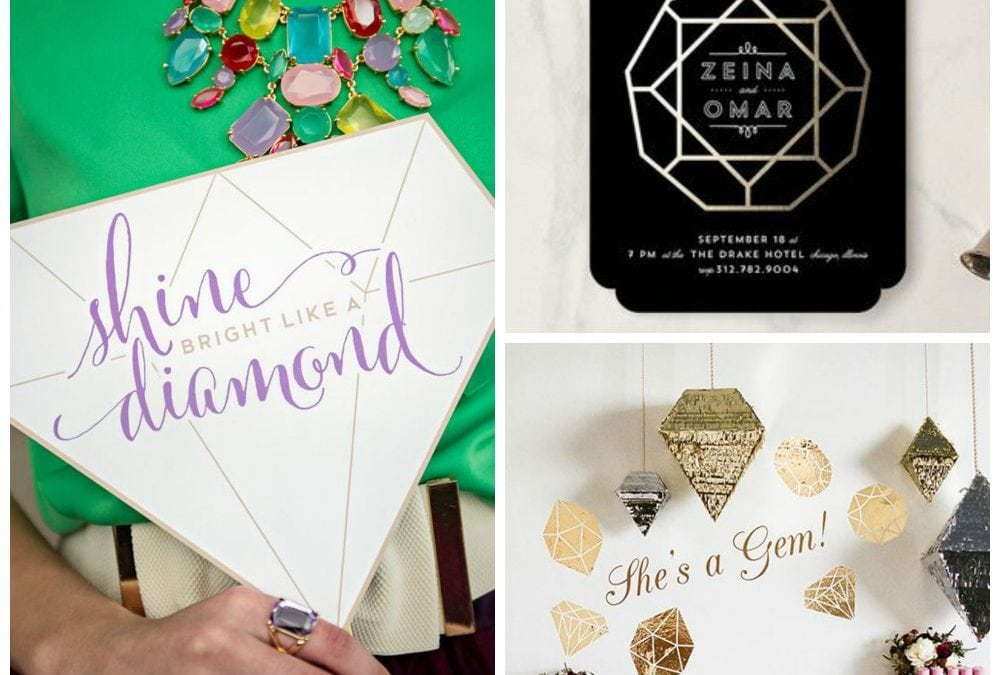 Love Rocks: Gemstone Engagement Party