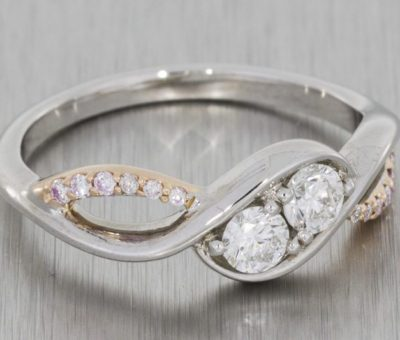 Get the Look: Two-Stone Engagement Rings
