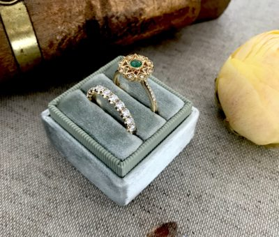 Ethical Engagement Rings: The Durham Rose Story