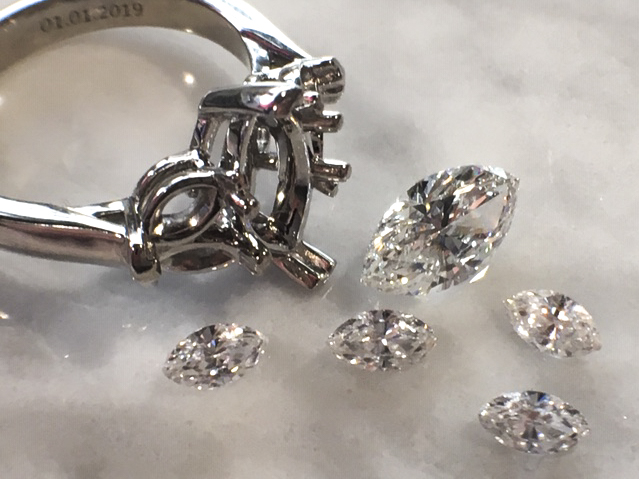 Everything You Need to Know About Marquise Cut Custom Engagement Rings