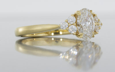Why Yellow Gold Can Make the Perfect Custom Engagement Ring
